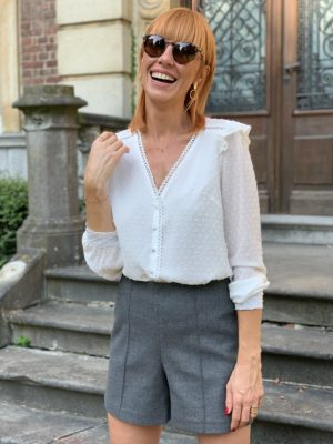 BLOUSE ANETTE BLANCHE